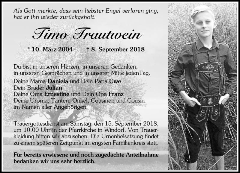Mz Schwandorf Todesanzeigen