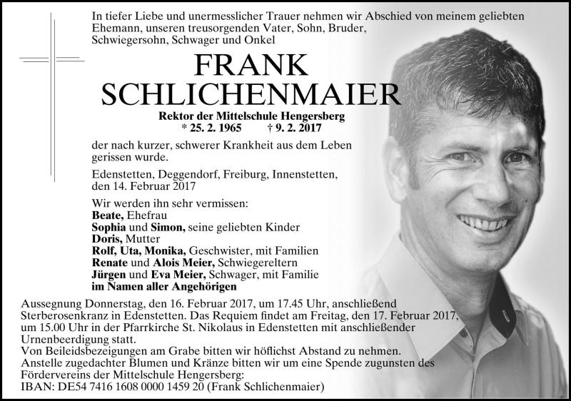 Qvc Moderator Gestorben 2018: Traueranzeigen, Todesanzeigen, Trauerfall, Trauer, PNP